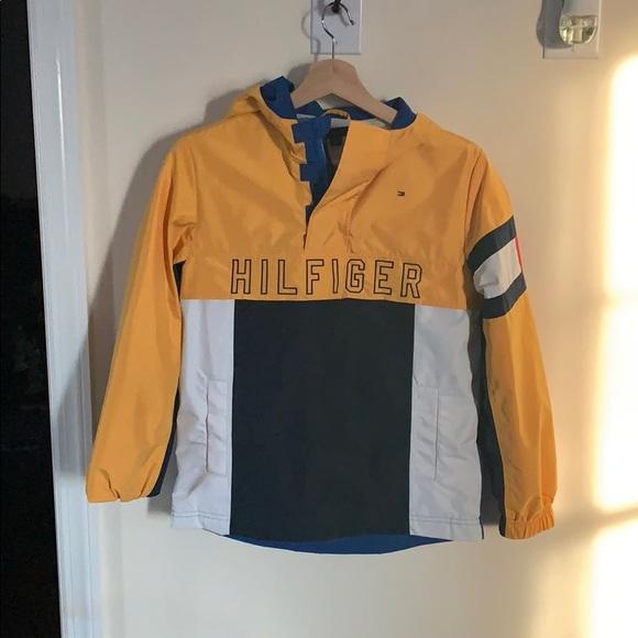 Tommy Hilfiger Other - Tommy Hilfiger color-block pullover jacket
